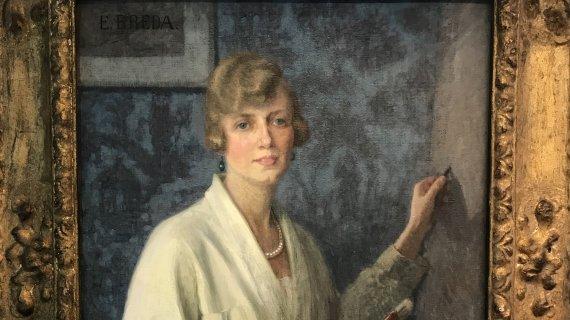 Ebba Breda maleri