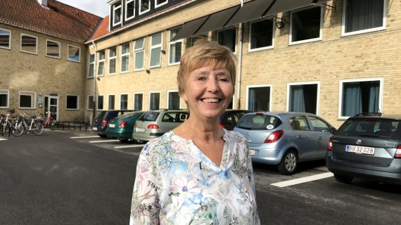 Hanne Blom