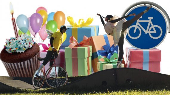 Cykelmyggens fødselsdag