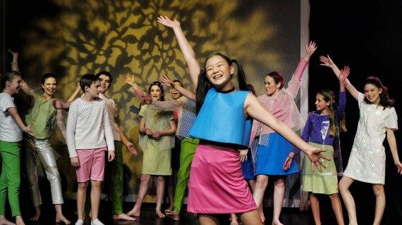 Teater sommerferieaktiviteter
