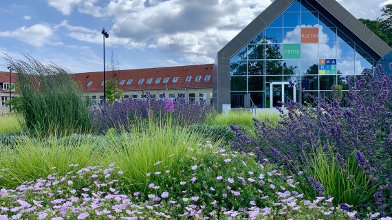 Mariehøj facade juni 2020