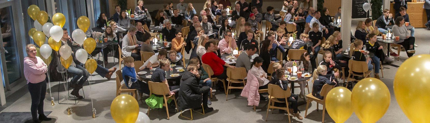 Idrætsgalla i Kulturcafeen 2019
