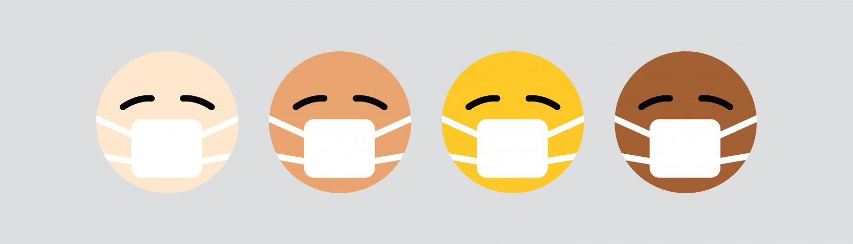 Mundbind emojis