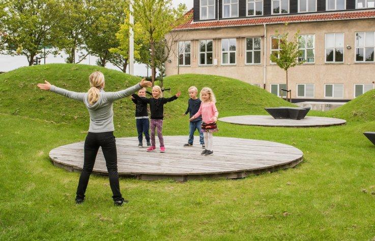 Dans i Marielunden