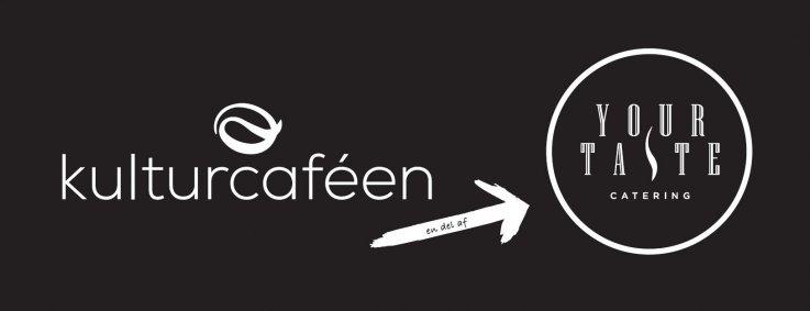 Kulturcafeen your taste logo