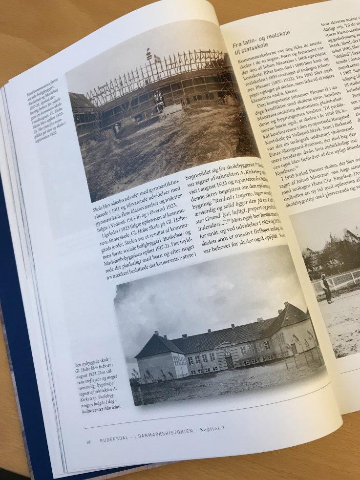 Rudersdal i Danmarkshistorien KCM