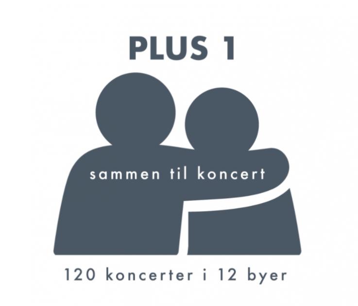 Plus1 logo